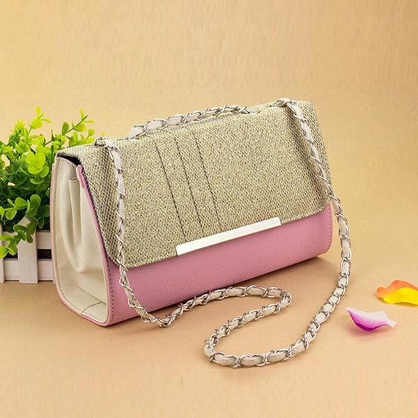 New Women Fashion Chain Stereotypes Bag Casual Bag Shoulder Bag