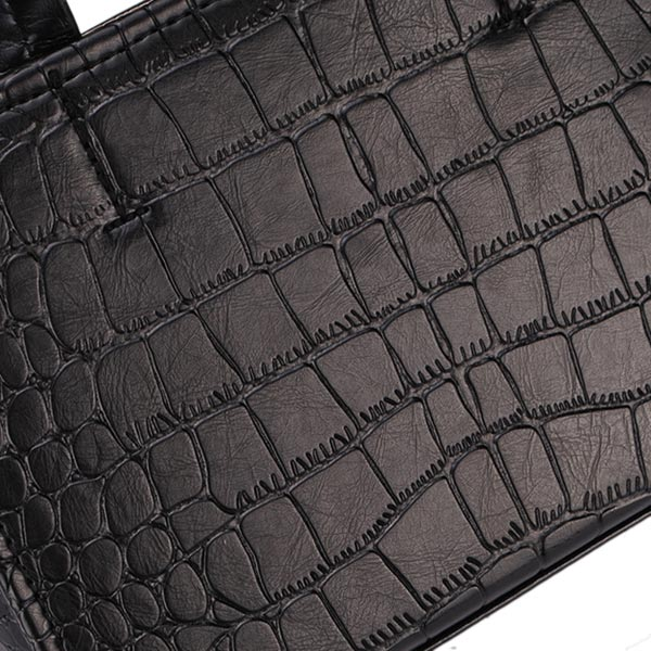 Crocodile Pattern Women Mini Handbag Party Bag
