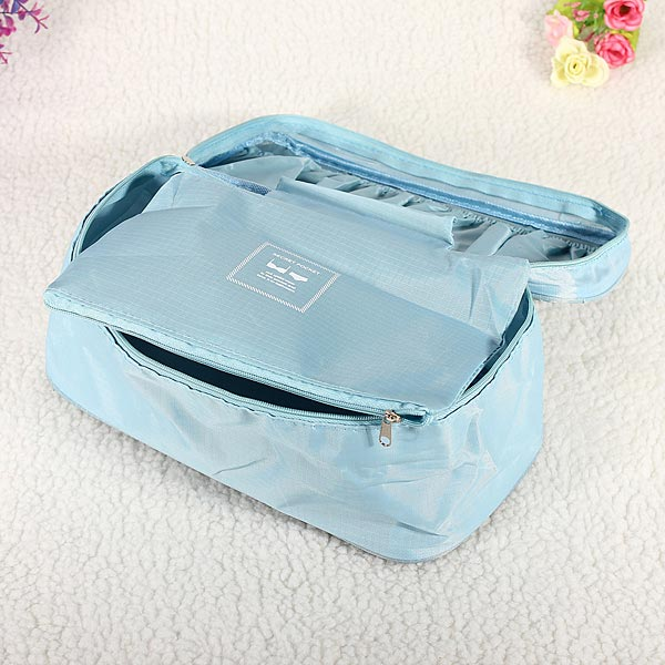 Travel Bag Portable Holder Underwear Luggage Storage Organizer Bag