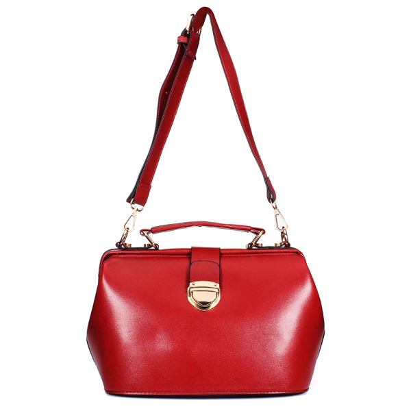 New Hot Retro Bag Fashion Doctor Handbag Women Cross-body Bag