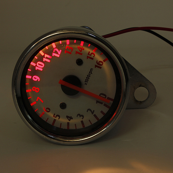 Motorcycle Mechanic Tachometer Gauge 16000RPM Scooter Analog (Eachine1) Rancho Cucamonga Цены на товары