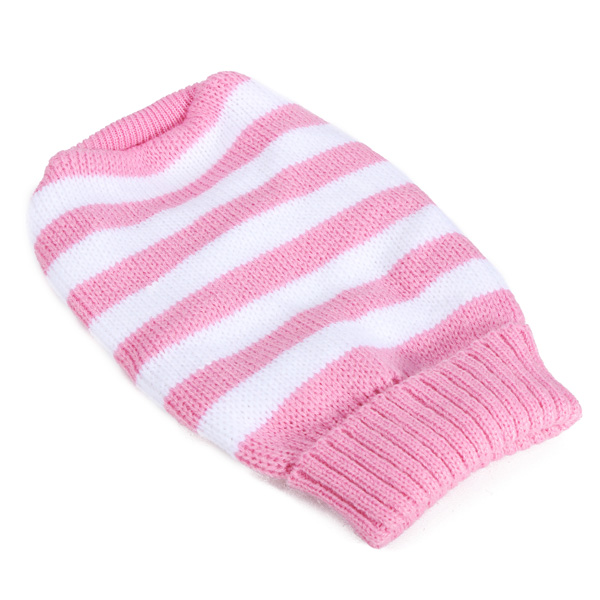 Stripe Pet Knitted Sweater
