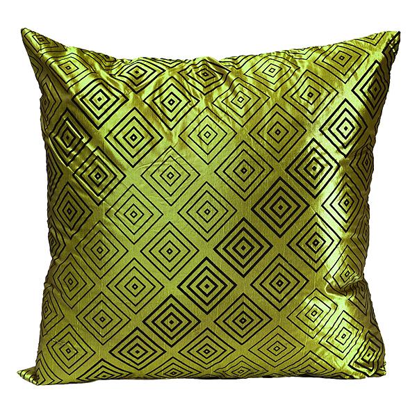 silk pillow throw case car cushion home decorative sofa couc