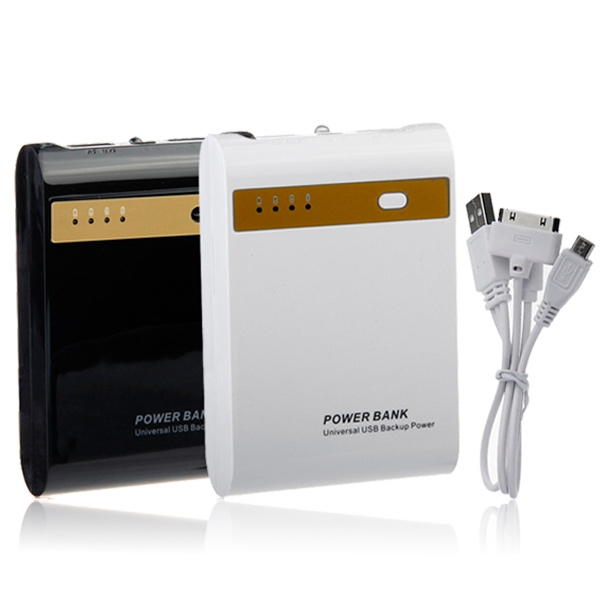 15000mAh 3 In 1 Charger LED Backup Power Bank For Tablet iPhone
