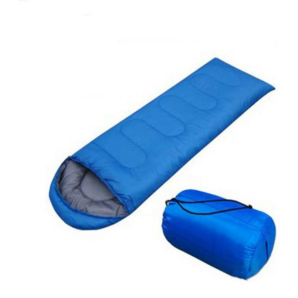 Waterproof Camping Hiking Sleeping Bag With Carrying Case