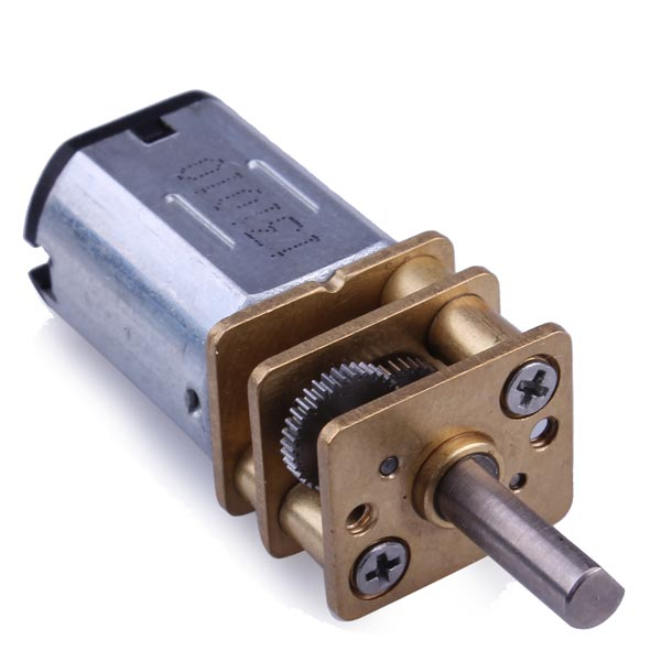 N20 DC Gear Motor Miniature High Torque Electric Gear Box Motor 90w the speed motor ac speed control gear motor micro ac gear motors ratio 100 1