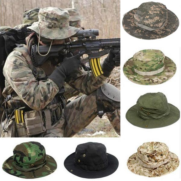 Tactical Combat Camo Hiking Cap Outdoor Army Sun Block Hat Cap Hiking summer can be folded anti uv sun hat sun protection for children to cover the sun with a large cap on the beach bike travel