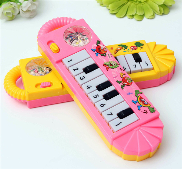 Baby Kids Musical Piano Early Educational Game instrument Developmental Toy от Banggood INT