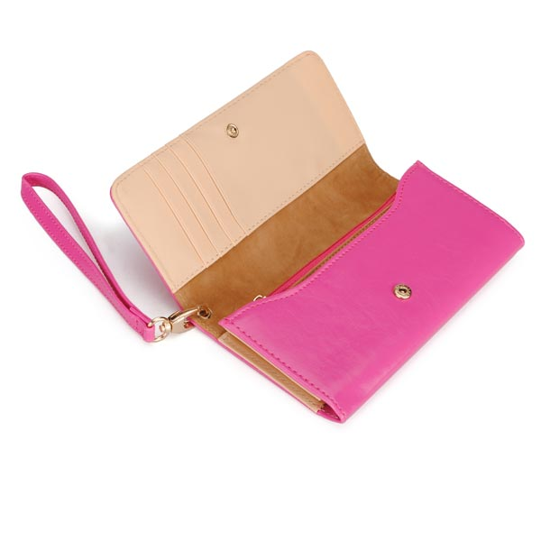 Women Cellphone Wallet Mutifunction Bag Coin Cards Holder Wallet