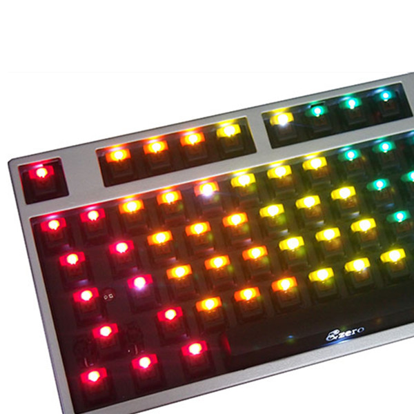 DayDream LED Cover for 87 Mechanical Keyboard White Backlit