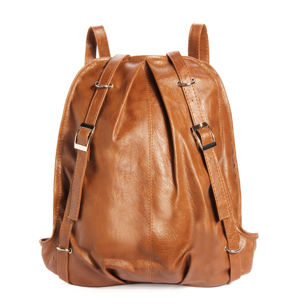 Casual Backpack Lady Shoulder Handbag