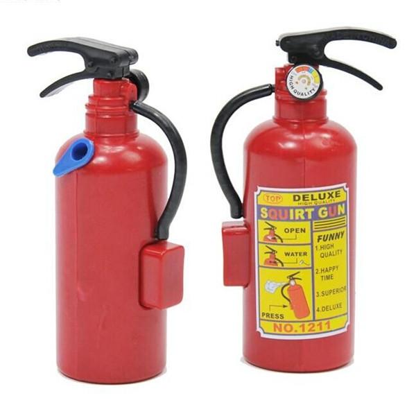 2PCS Children Water Toys Fire Extinguisher Style New Mini Spray Water Gun