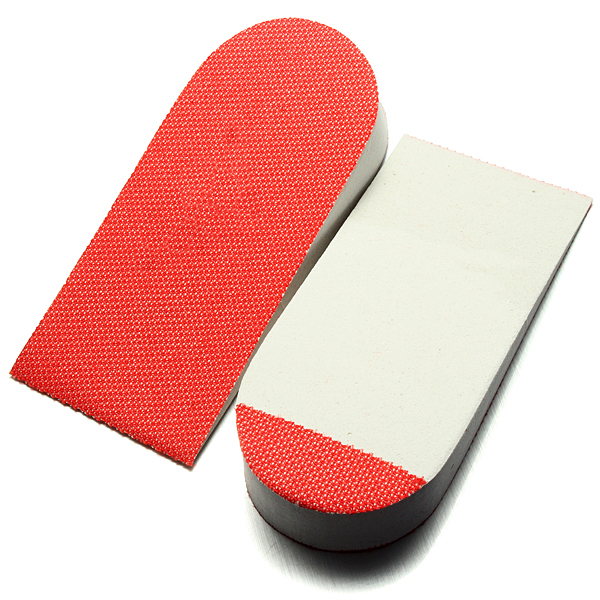 Unisex height increase Foam Insoles