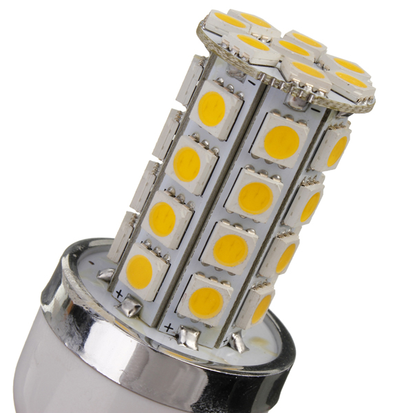 Dimmable G9 Cool/Warm White 4.5W 5050 SMD 36LED Corn Bulb 220-240V