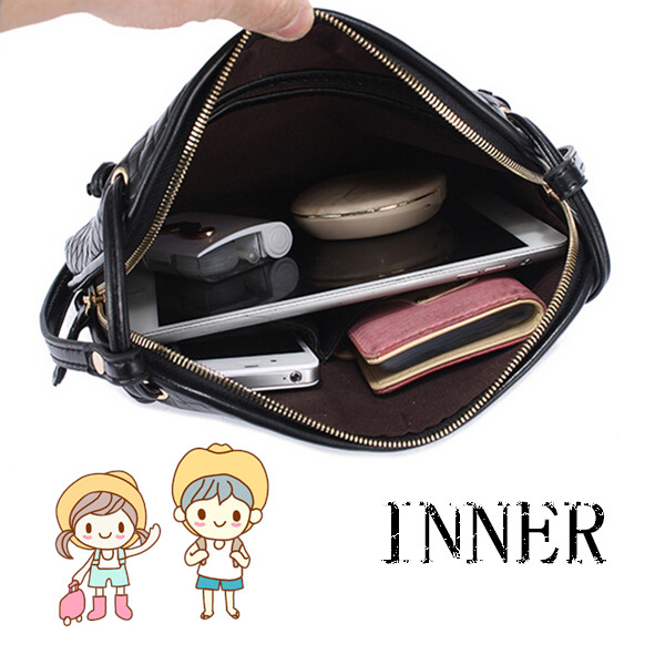 Women Shell Shape Handbag Satchel Tote Crossbody Shoulder Bag