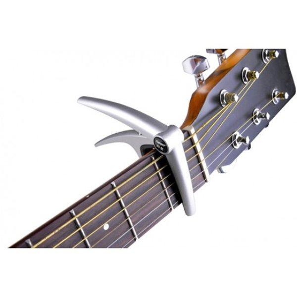 Flanger Aluminum Guitar Capo for 6-String Acoustic Electric Guitar (flanger) Tempe Куплю Продам