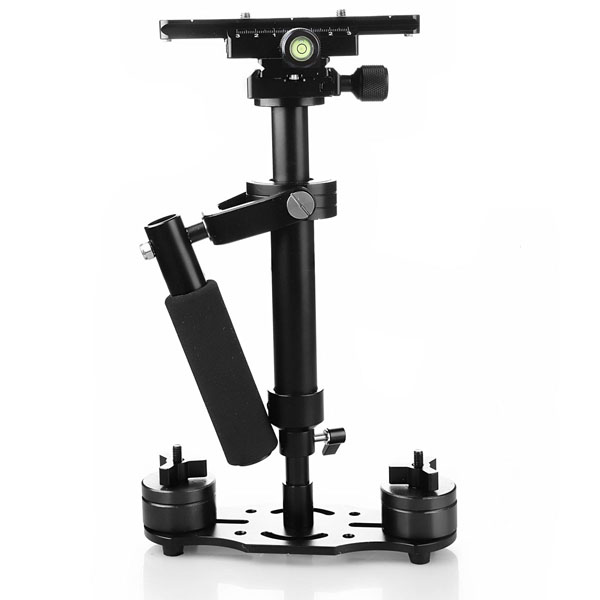 S40 Pro Handheld Stabilizer Steadicam For Camcorder Camera