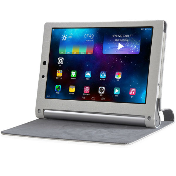 Buy Folding Stand PU Leather Case Cover For Lenovo YOGA Tablet 2 1050F