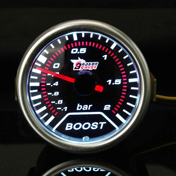 2 Inch Universal Car Red Led Boost Auto Gauge -1 to 2 Bar Meter (Eachine1) Knoxville Новые объявления