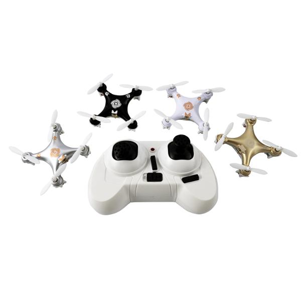 Cheerson CX-10A CX10A Headless Mode 2.4G 4CH 6 Axis RC Quadcopter RTF rc drone 4ch 2 4ghz 6 axis gyro quadcopter uav rtf aircraft headless mode with 720p hd camera equipment