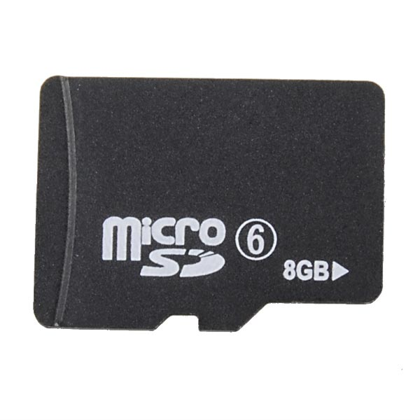 Micro 8G SDHC Class 6 Card Memory Card TF Card Flash Memory Card - EachineiPhone 6 Gadgets<br>Micro 8G SDHC Class 6 Card Memory Card TF Card Flash Memory Card For Apple Accessories Description: Universally compatible. Easy to use, plug-and-play operation. Security level complies with both current and future security digital music Suitable For: Expands memory capacity for mobile phones, tablet, GPS ,and so on. This card expands memory capacity for mobile phones or any other devices of a TF card slot Package included: 1*8G SDHC Card More detail:<br>
