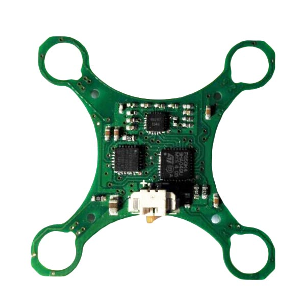 Cheerson CX-10A Headless Mode RC Quadcopter Spare Parts Receiver от Banggood INT
