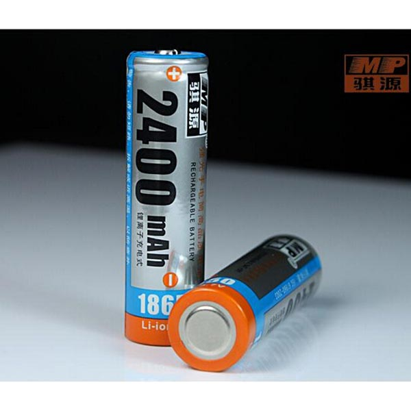Mp-18650 Lithium Battery 2400mAh 3.7V Rechargeable Battery от Banggood INT