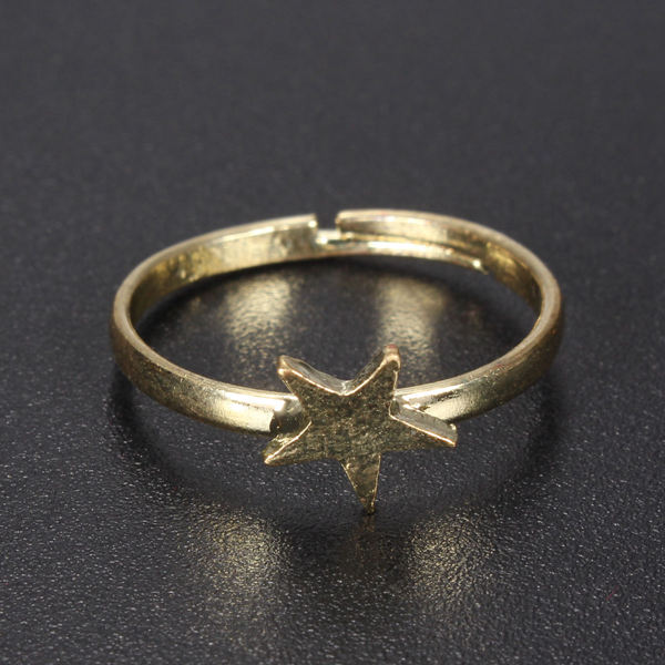 Star Cross Stacking Rings