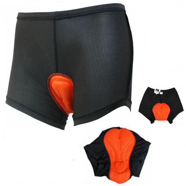 Arsuxeo Breathable Sports Cycling Riding Shorts Riding Pants Underwear Shorts rockbros vintage stainless steel bicycle bell