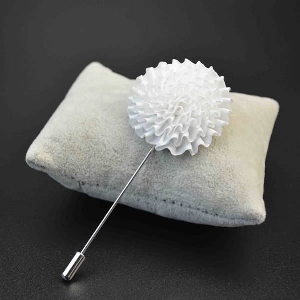 Lapel Bouquet Stick Pin