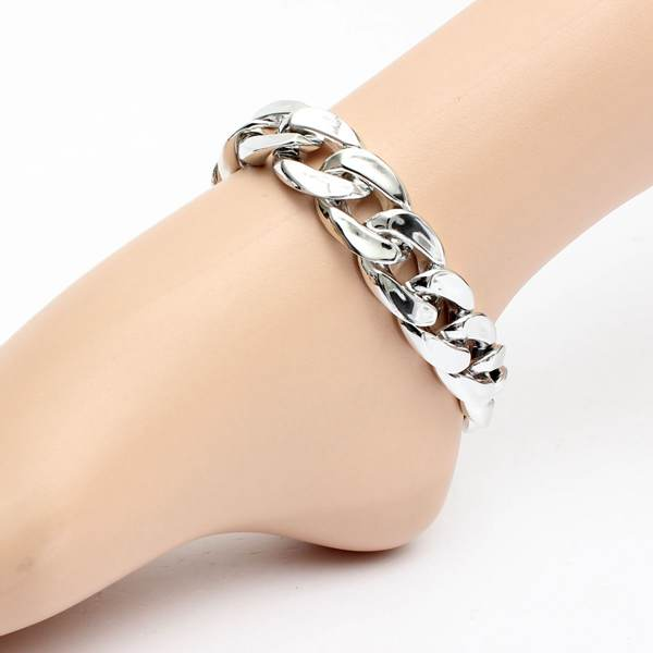 Punk Thick Chunky Anklet