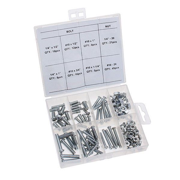 stove bolts assortment kit