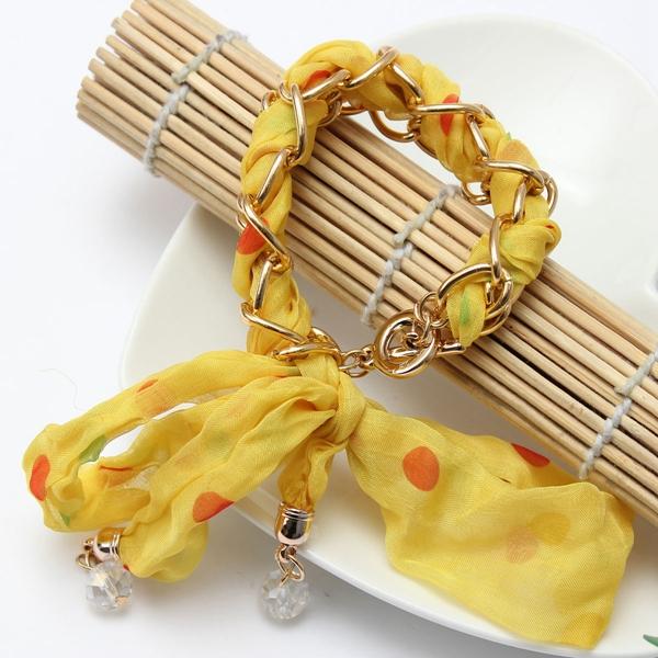 Bowknot Ribbon Bracelet