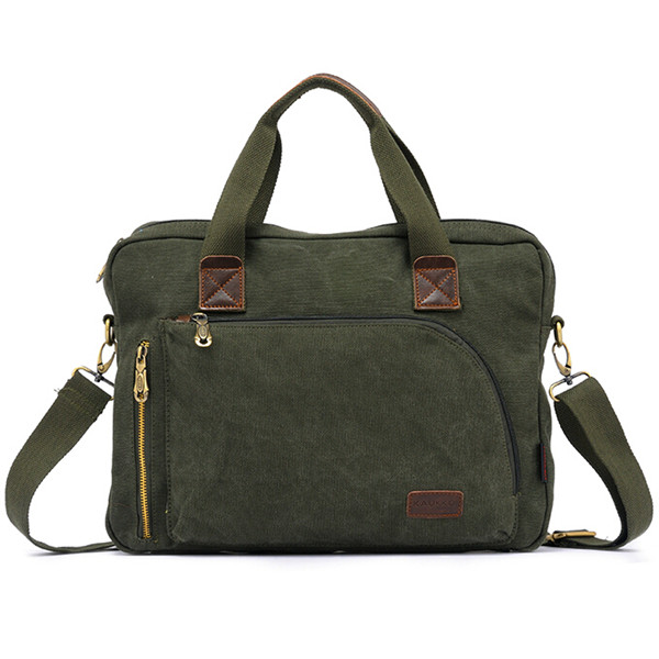 KAUKKO Men Messenger Bags Canvas Male Handbag Casual Outdoor Bag