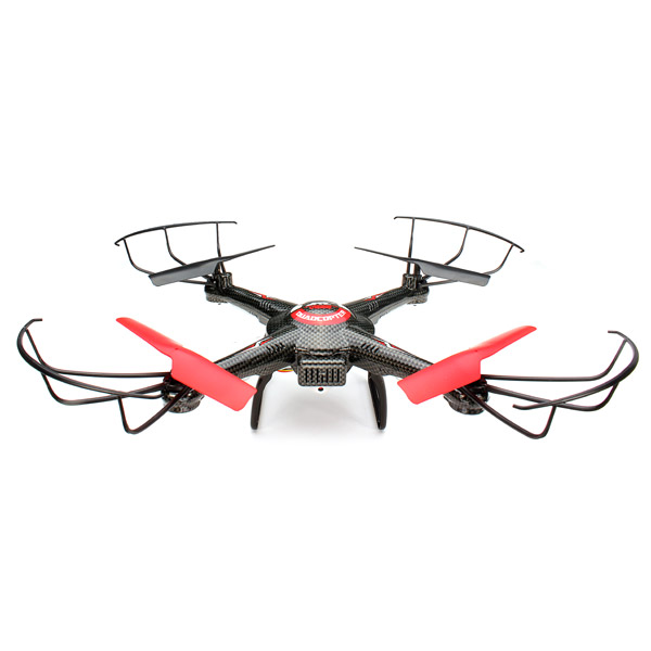 JJRC V686J 2.4GHz, 4Ch, 6 Axis Gyro, RC Quadcopter with Headless mode and 2MP Camera (RTF)