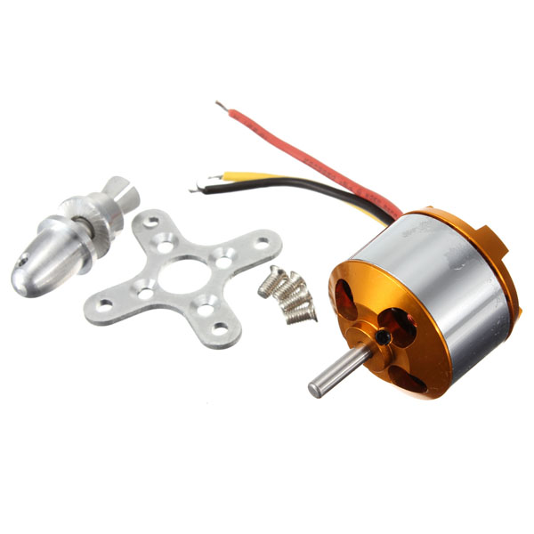 XXD A2212 1000KV Brushless Motor For RC Airplane Quadcopter exerpeutic 1000 magnetic hig capacity recumbent exercise bike for seniors