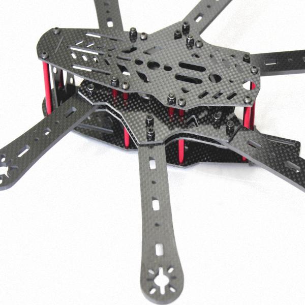 Carbon Fiber Quadcopter Kits  DragonPlate Carbon Fiber