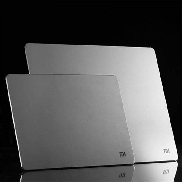 Xiaomi Mi Metal Aluminium Alloy Slim Mouse Pad 8 100 100mm 1060 aluminium alloy sheet plate diy hardware all sizes in stock aluminium board free shipping