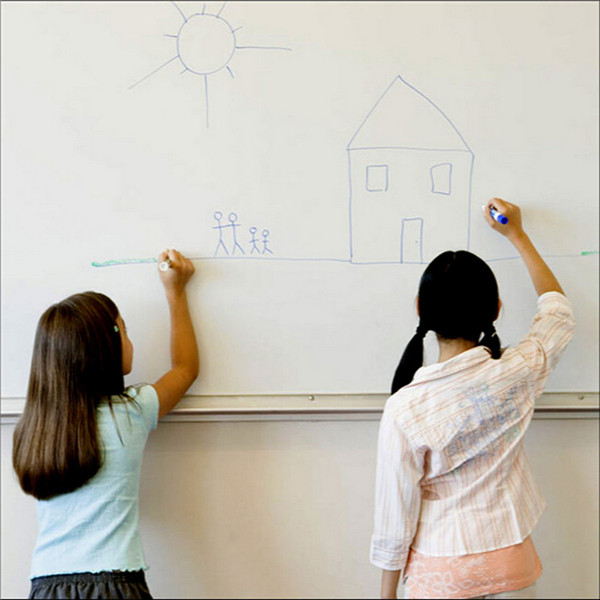 Removable Vinyl Wall Sticker Chalkboard White Decals + Black Pen (Eachine1) Birmingham Purchase and sale of goods