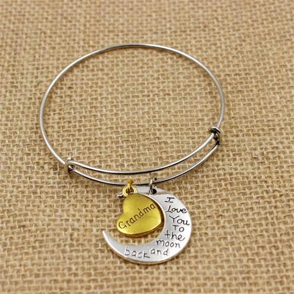 Love Family Bangle