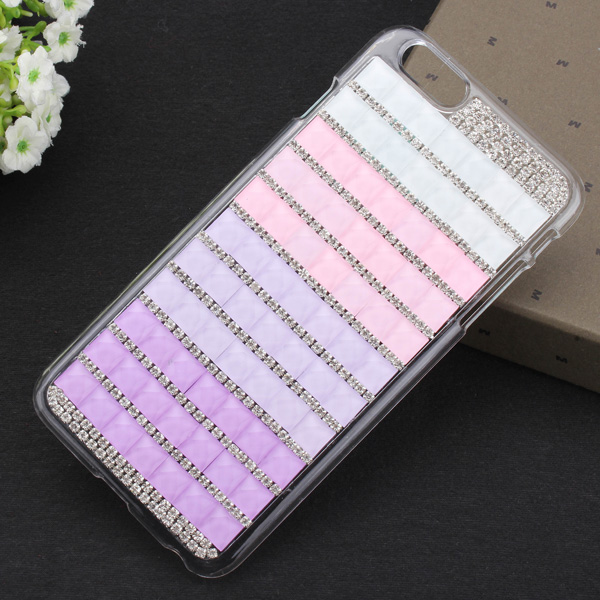 Hot Luxury Bling Crystal Rhinestone Cover Case For iPhone 6 Plus