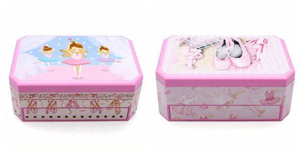 Ballet Girl Musical Box