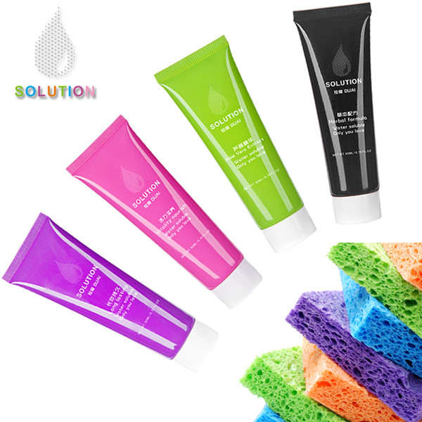 Multicolour Water-soluble Adult Sex Product Body Lubricating Oil natural instinct water element для мужчин 75 мл