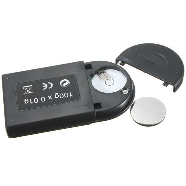 Lighter Digital Scale