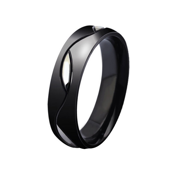 Black Couple Ring