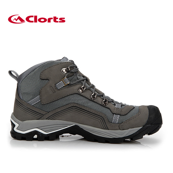 Clorts Men Outdoor Shoes Waterproof Breathable Hiking Boots