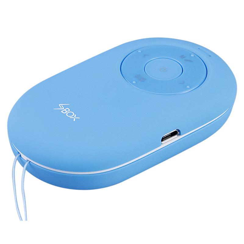 SBOX-B650 Mini Sport Wireless Bluetooth BT Sound Speaker Box Self-timer