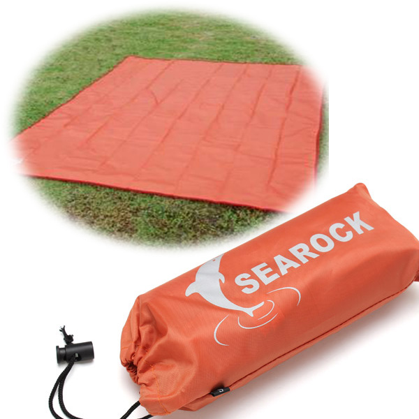 цены  SEAROCK Camping Hiking Mat Ultralight Oxford Cloth Mat Tent Mattress