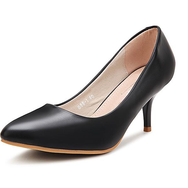 Конфета цвета женщин ol мелкий рот указал носок тонкий каблук
