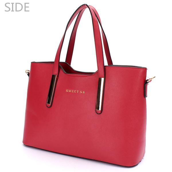 Women Elegant Handbags Shoulder Bags Ladies Simple Crossbody Bags Large Capticy Tote